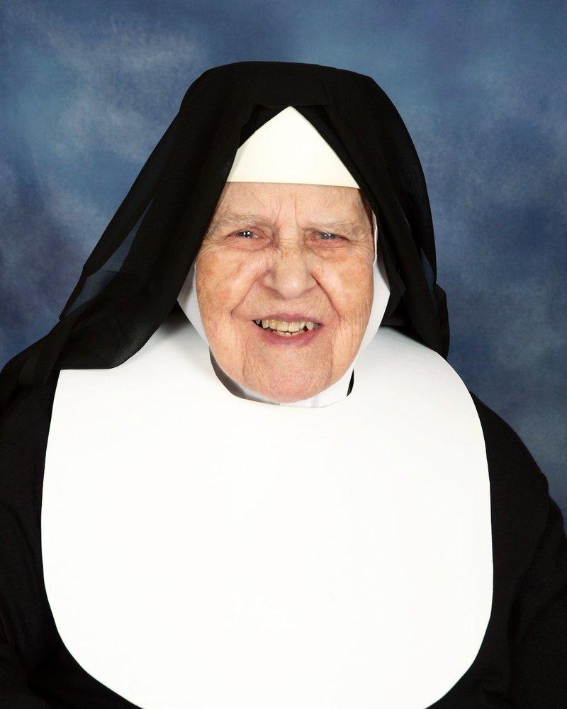 Green Family Stores >> Obituary of Sister Elizabeth Mary Gregware, CSJ   Sanvidge ...